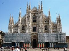 Milano - Duomo (flickr - Kieran Lynam)
