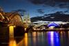 Köln bei Nacht / Cologne At Night (henrys54)