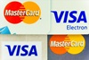 Carte Mastercard Visa electron (Rent.it)