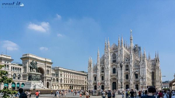 noleggio auto Milano con Rent.it
