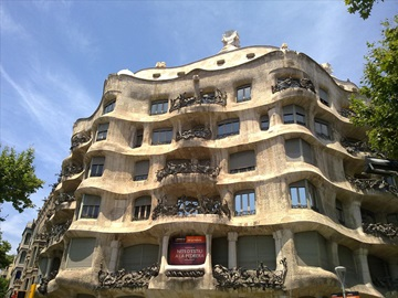 Barcelona - La Pedrera (Rent.it - Antonello Franzil)