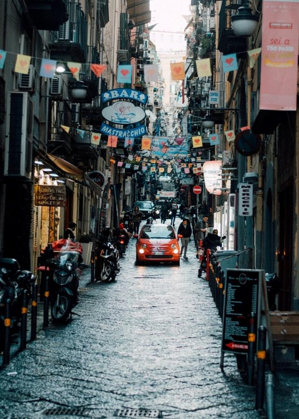 noleggio auto Napoli con Rent.it