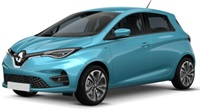 Renault Zoe. Una delle proposte per il noleggio a