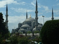 Istanbul - Grande Moschea (Flickr - paolabart (CC BY SA 2.0))